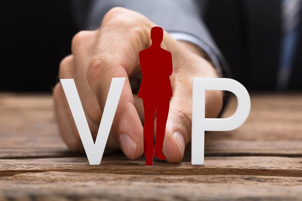 Die VIP Zustellung
